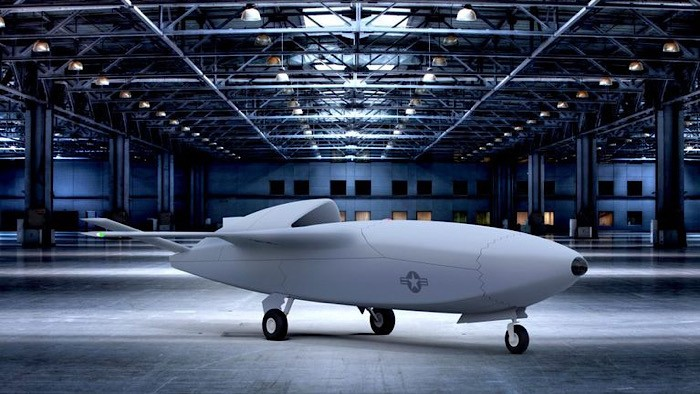 """Skyborg will be an operational weapon system in just three years. Source"""" US Air Force"""